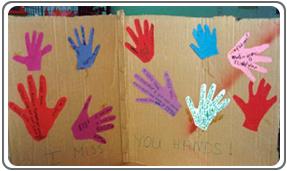 Dr Virginia Simpson Hands