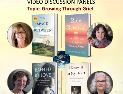 Writers of the World: Video Discussion on Growing Through Grief